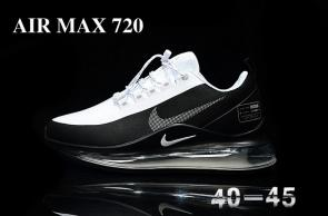 nike air max 720 2019 limited edition 720-014 white black